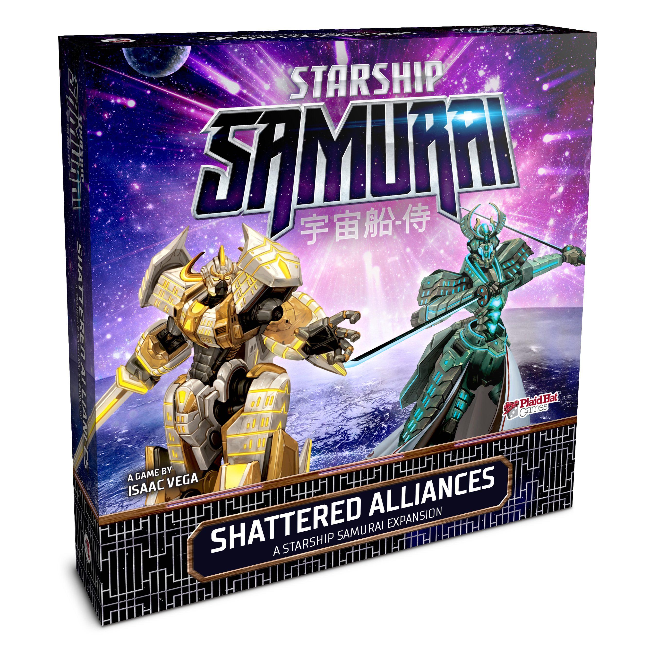 Shattered Alliances 3D Box