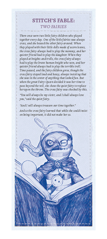 Stitch's Fable